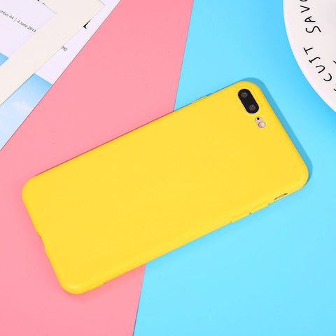 Matte Case For iPhone