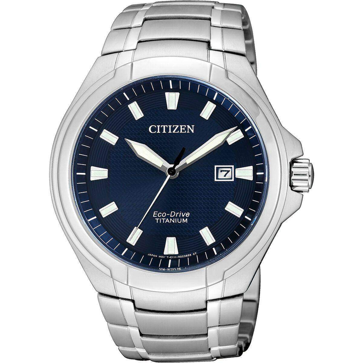 "Citizen Herrenuhr ""Super Titanium"" BM7430-89L"