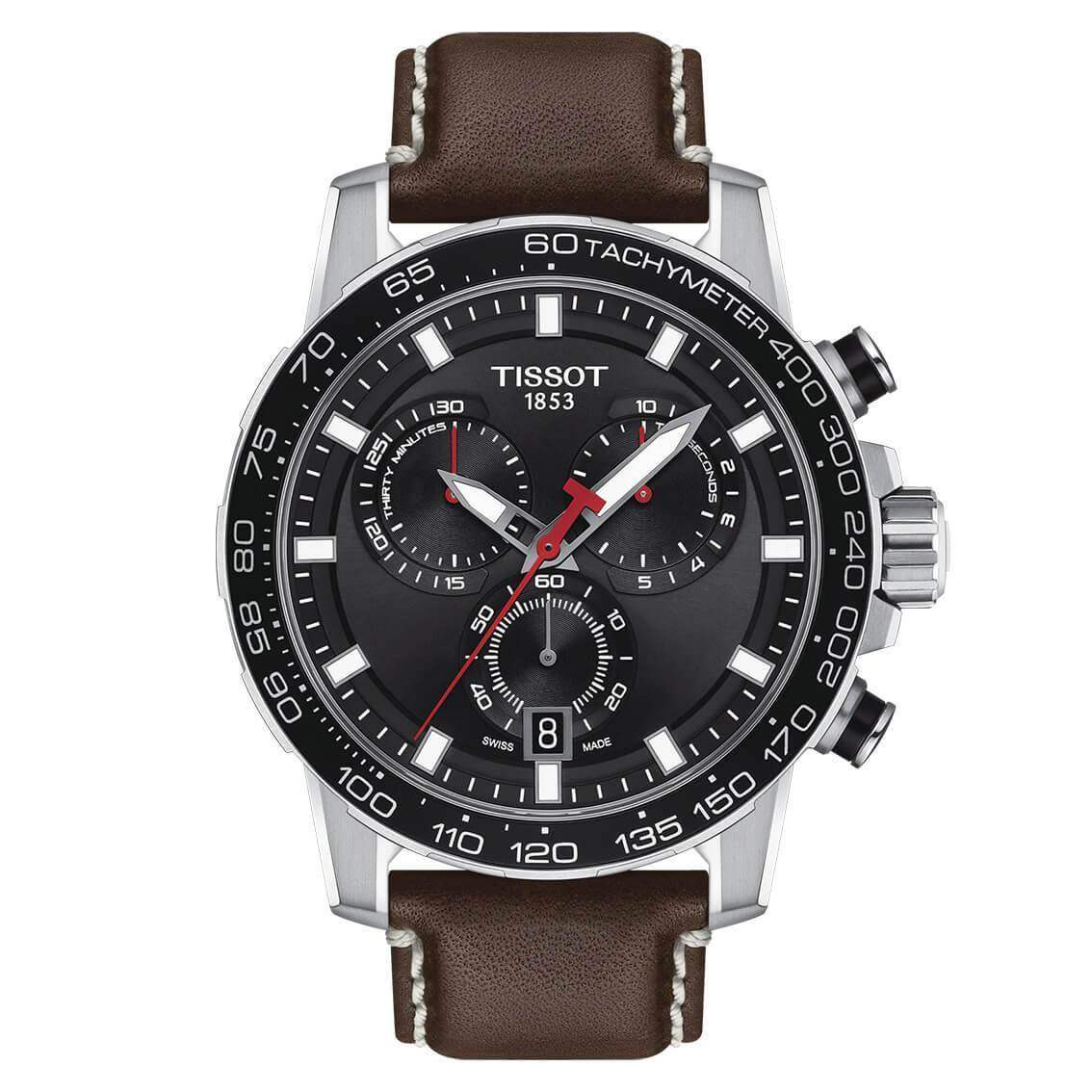 Tissot Herrenuhr Supersport Chrono T125.617.16.051.01