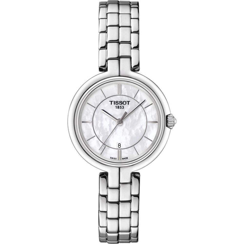Tissot Damenuhr Flamingo T-Lady T094.210.11.111.00 - My Fine Jewellery