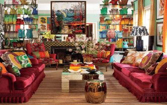 Create the best home decor space with cheer and charm