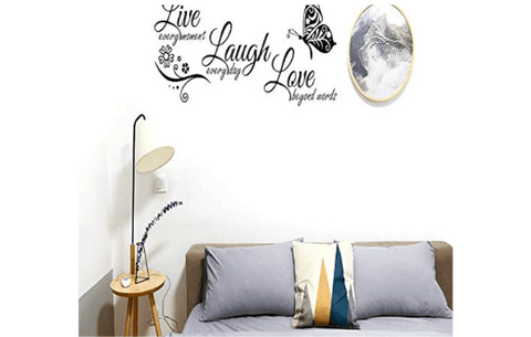 Living Room Quotes for Wall