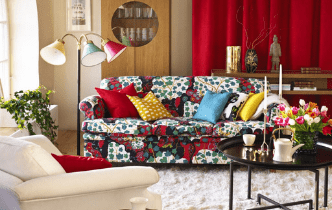 Maximalism is all about comfort