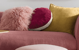 Mix and Match Cushion Shapes