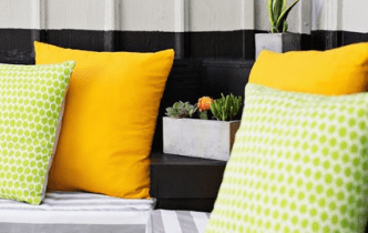 What is the best fabric for cushions