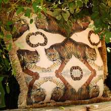 London Tiger Cushion