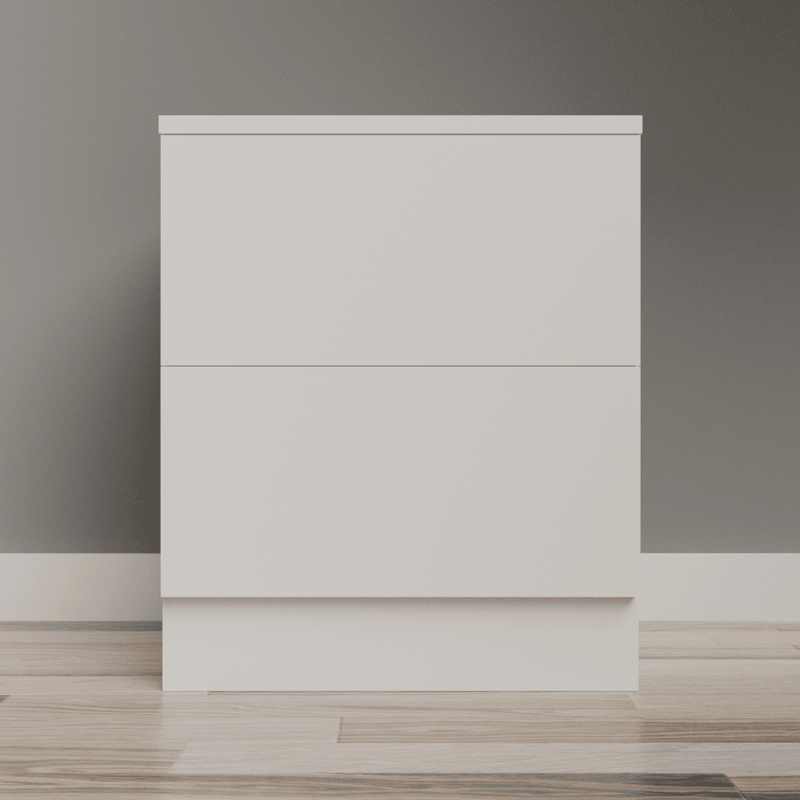Low Chest of 2 Drawers