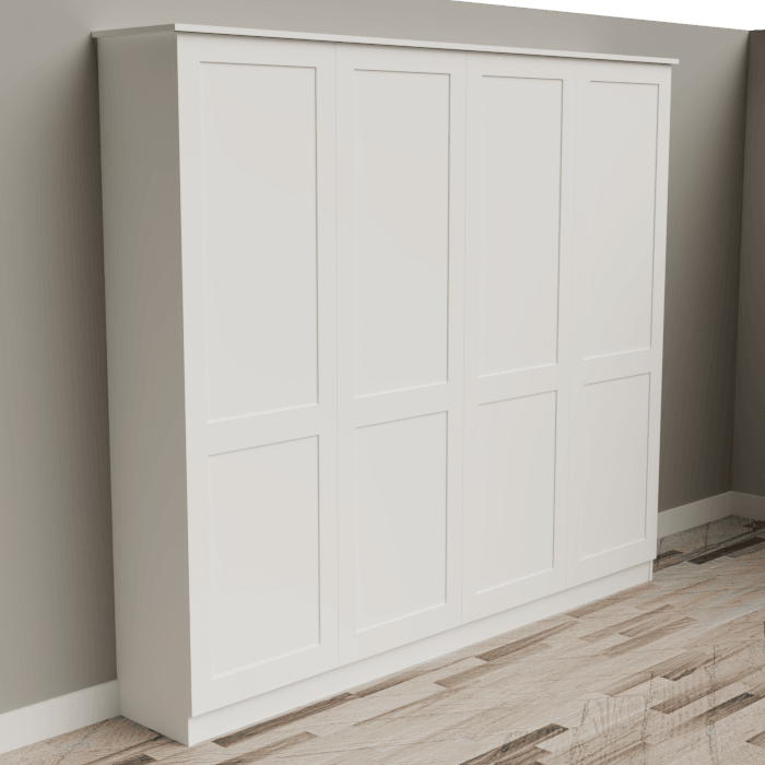 Tall Quad Cupboard