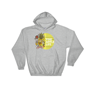 Pineapple Life Hooded Sweatshirt