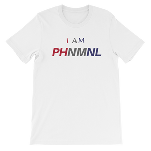 PHNMNL Short-Sleeve Unisex T-Shirt