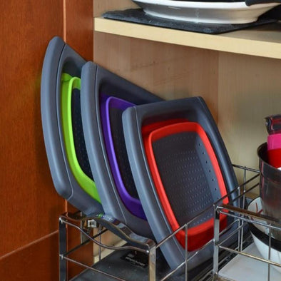 Ultimate Collapsible Strainer-The Innovative Kitchen