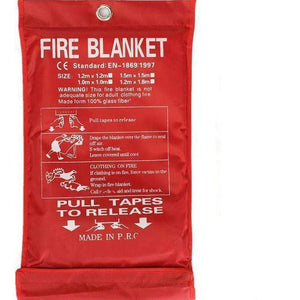 Emergency Kitchen Fire Blanket-The Innovative Kitchen