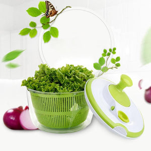 Salad Spinner 4.0-The Innovative Kitchen