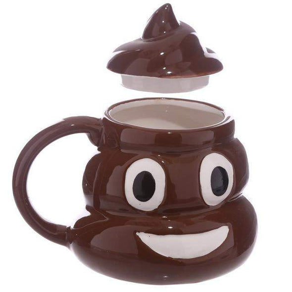 POO SHAPED MUG-The Innovative Kitchen
