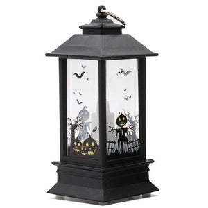 Mini LED Halloween Lantern - 3 Pattern