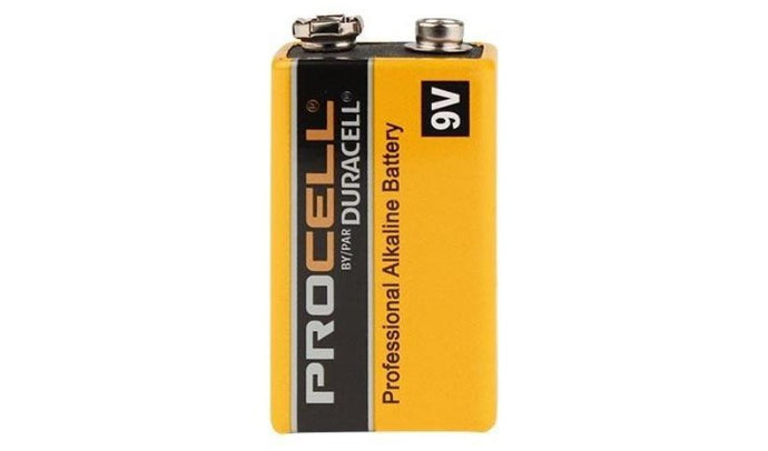 9V Alkaline battery