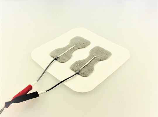 Small butterfly electrodes