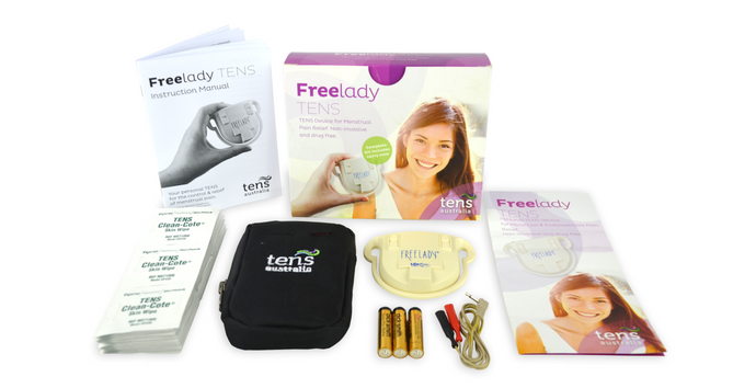Purchase FREELADY TENS Menstrual and Endometriosis Pain Management Kit