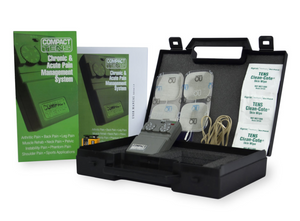 Hire COMPACT TENS Chronic and Acute Pain Management Kit