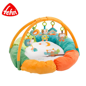 FEHN 3-D ACTIVITY NEST (FOREST) *OWL
