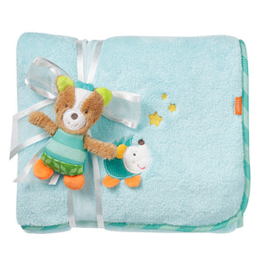 FEHN CUDDLE BLANKET (FOX)