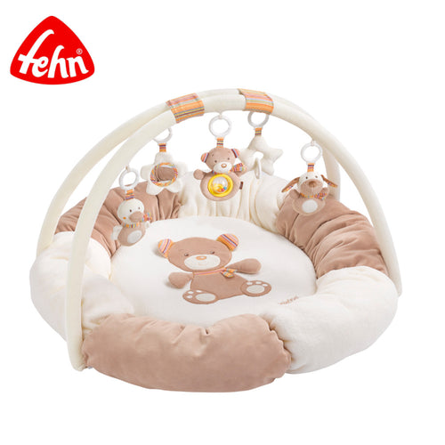 FEHN 3-D ACTIVITY GYM NEST (RAINBOW)
