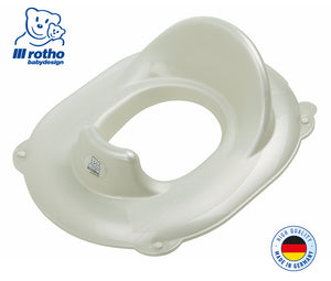 Rotho Toilet Seat (Pearl White Cream)