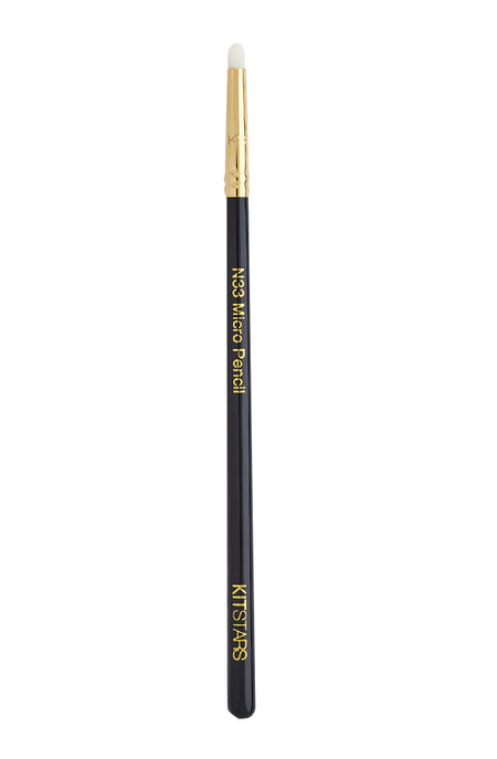 Vegan Micro Pencil Brush S33