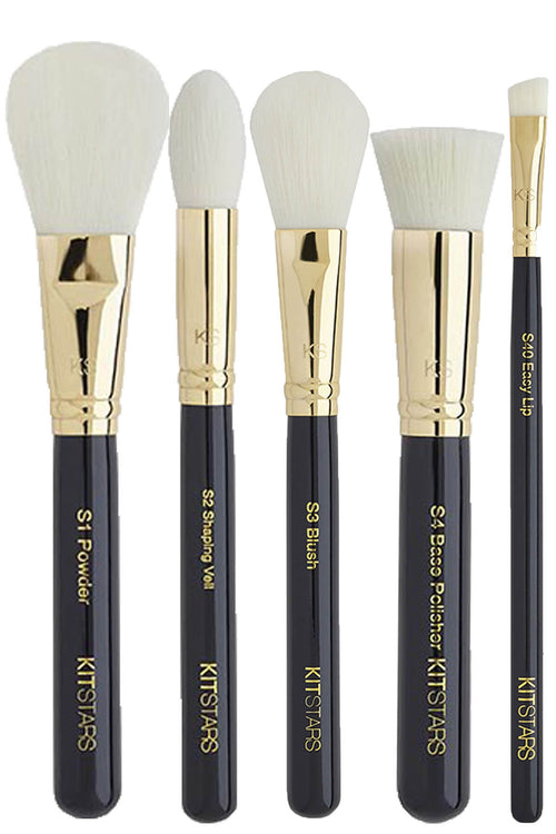 Vegan Face Brush Kit
