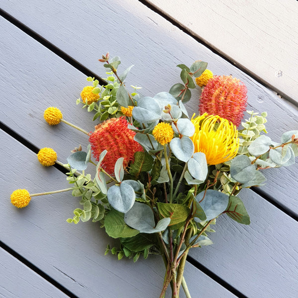 Billy Banksia Bouquet