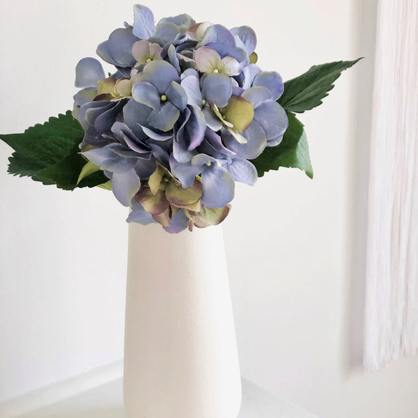 Blue Hydrangea - Faking Beautiful