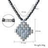 2017 hot 3284170588 Stone Men women Power Statement Necklace Therapy Health lose weight Care Hematite Accessories Jewelry Choker - Slim Body Secret