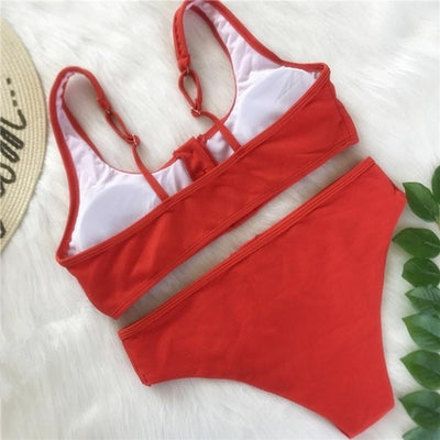 High Quality Women Push-Up Padded Bra Beach Bikini