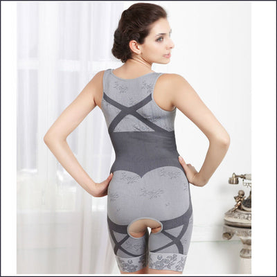 Breathable Slimming Bodysuit - Slim Body Secret