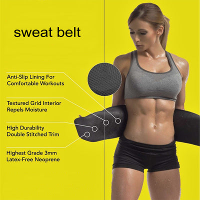 Weight Loss Band Wrap - Slim Body Secret