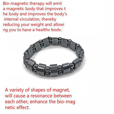 Magnetic Weight Loss Bracelet - Slim Body Secret