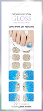 Load image into Gallery viewer, [Gloss Gel Pedi] GPS13 Under the Sea