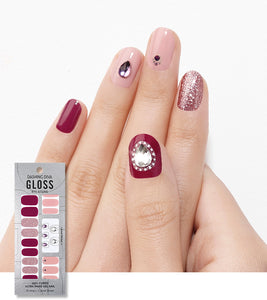 [Gloss Gel] GVP277B Red Wine