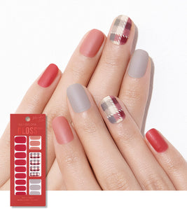 [Gloss Gel] GVP288 Red Cushion