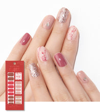Load image into Gallery viewer, [Gloss Gel] GVP295 Red Marble