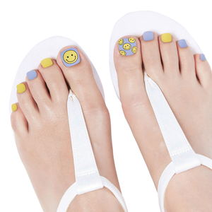 Dashing Diva Singapore Magic Press MDR291P Periwinkle (Pedicure)