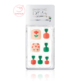 Dashing Diva Singapore Magic Press MDR292P Tulip Crush (Pedicure)