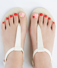 Load image into Gallery viewer, [Magic Press Pedi] MDR383P Tender Red