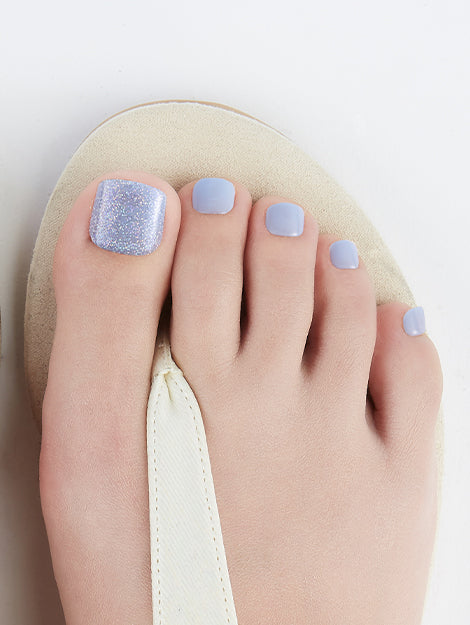 [Magic Press Pedi] MDR631P Blue Satin