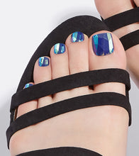 Load image into Gallery viewer, [Magic Press Pedi] MDR666P Teal Green Gem