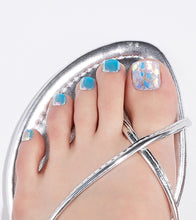 Load image into Gallery viewer, [Magic Press Pedi] MDR669P Dazzling Blue