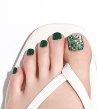 Load image into Gallery viewer, [Magic Press Pedi] MDR748P Green Twinkle