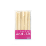 Dashing Diva Singapore DKAT12 Wood Stick, Short