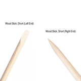 Wood Stick (Short), 10s