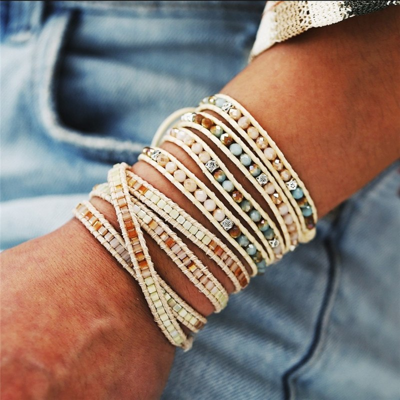 Multi Layered Bracelet